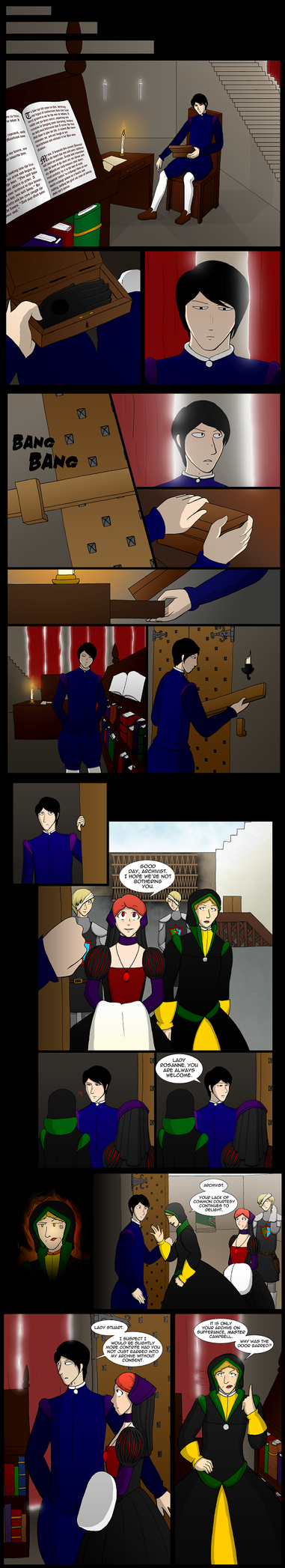 Gauntlet: Prologue, Page 7 by Gauntlet-OCT