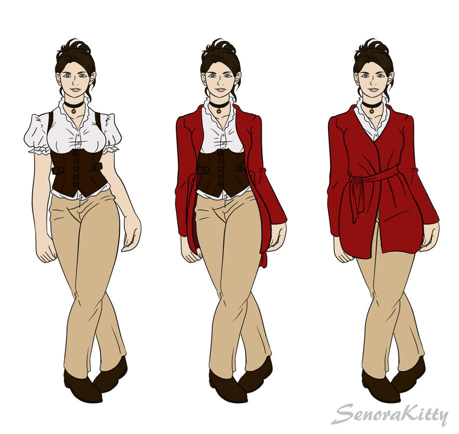 Female Doctor Cosplay Outfit (Doctor Who) by SenoraKitty ...  sc 1 st  SenoraKitty - DeviantArt & Female Doctor Cosplay Outfit (Doctor Who) by SenoraKitty on DeviantArt