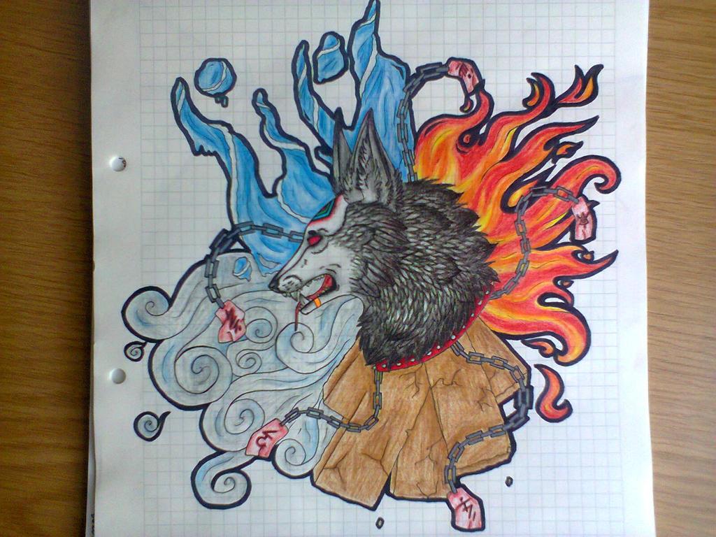 Anazuru (Finished) by TheGoldenAvatarFox