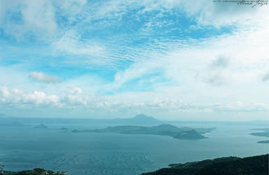 .:Taal Volcano I:. by AirahJoyce