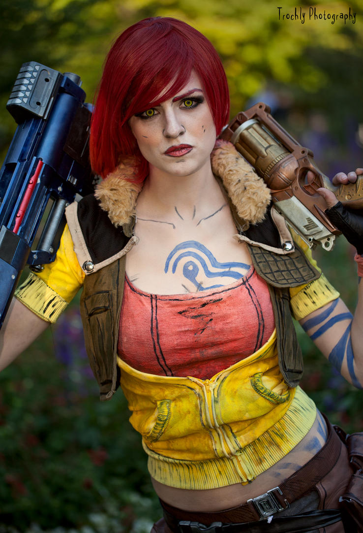 Borderlands lilth topless hardcore tubes