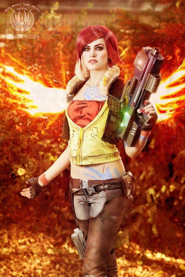 The Firehawk! by MadameSkunk