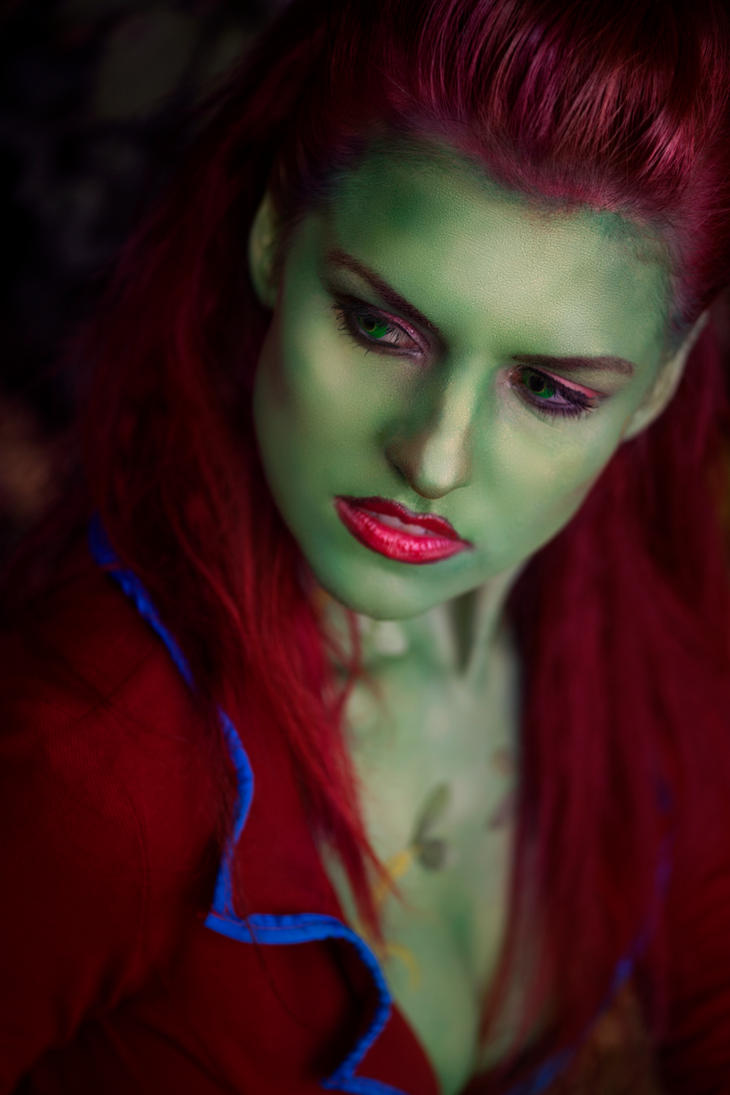 I am Nature's arm. Her spirit. Her will. ... by MadameSkunk