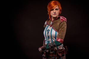 Triss Merigold - Witcher 2 by MsSkunk