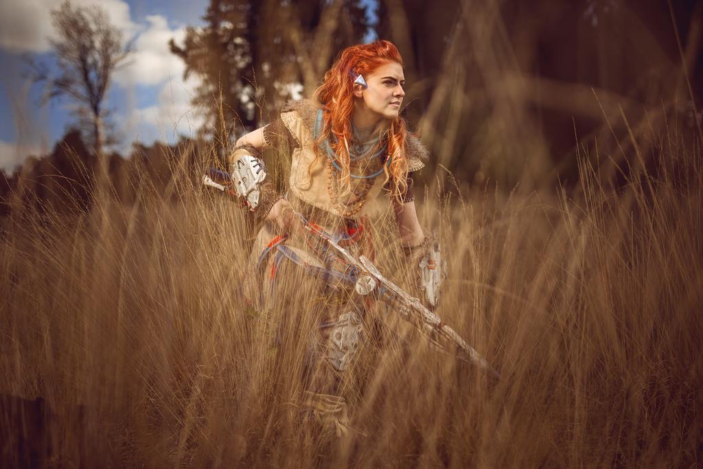 Hunt. by MadameSkunk