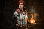 Triss Merigold, Fourteenth of the Hill
