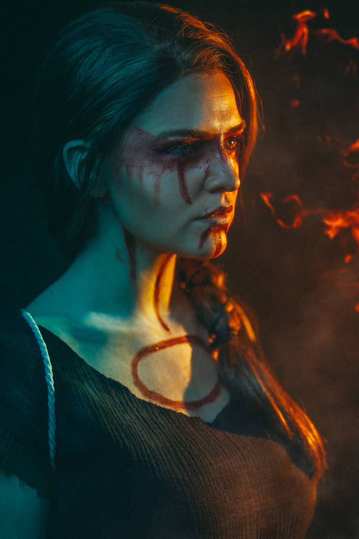 Artemis Daughter by MsSkunk