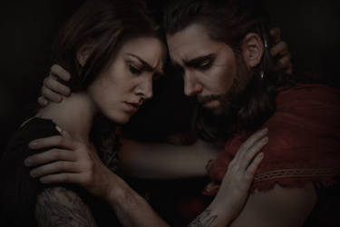 Brother and Sister reunited- Alexios and Kassandra