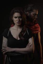 Kassandra and Deimos