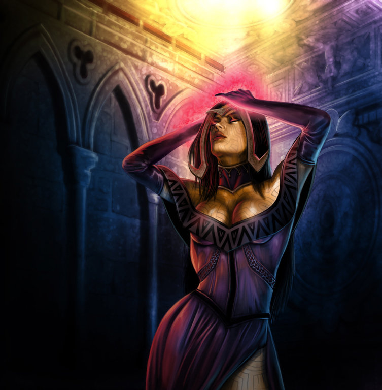 Liliana by Aldin