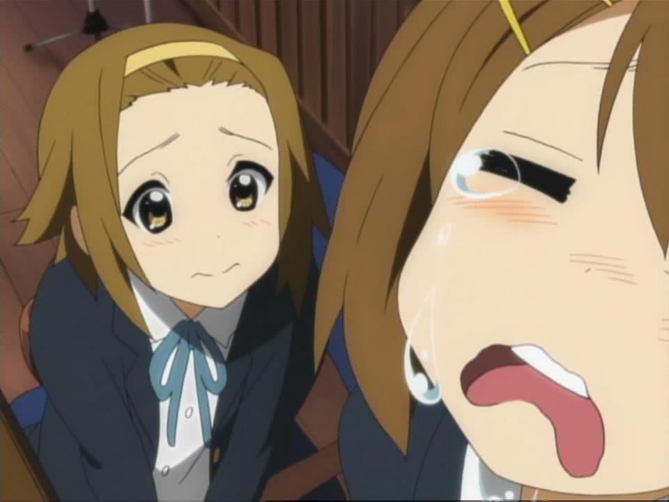 funny anime crying face - photo #4
