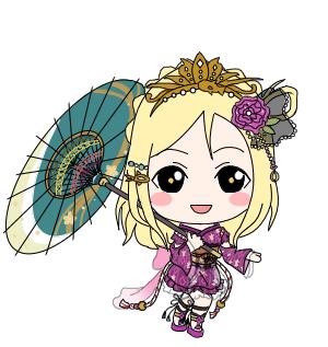 ChaFest Yukata Mari by ForgottenUmbrella