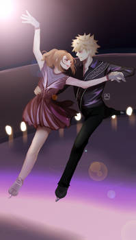 Kacchako on Ice
