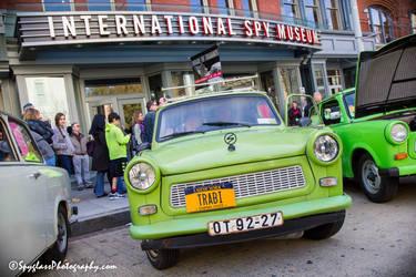 8th Annual Trabant Parade