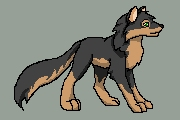 Wolf by lur
