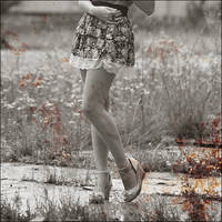 All About Legs - Shy by marius-ilie