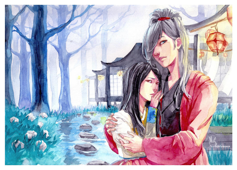 My Eden by lanxingxxxx