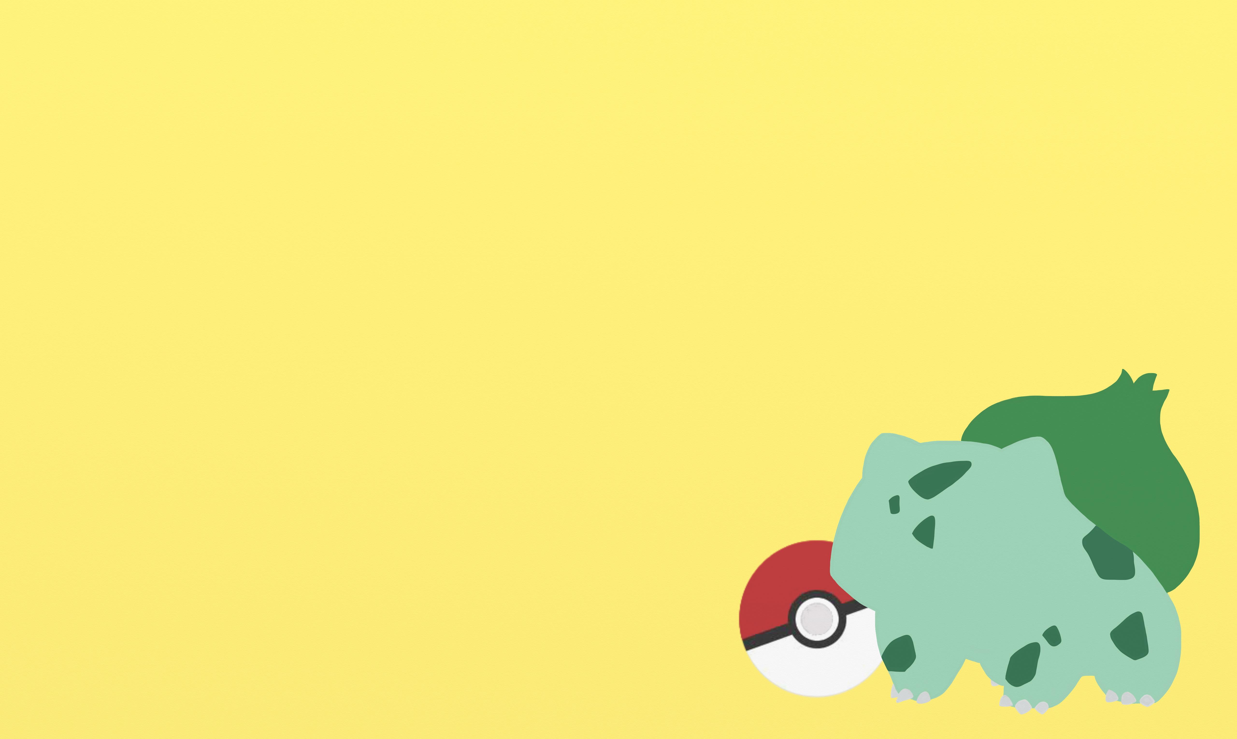 Bulbasaur Wallpaper By Katie350l