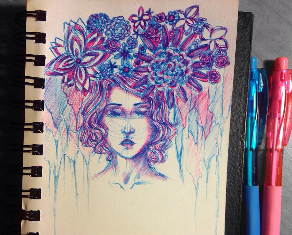 Springtime in my Mind by IzzieCat