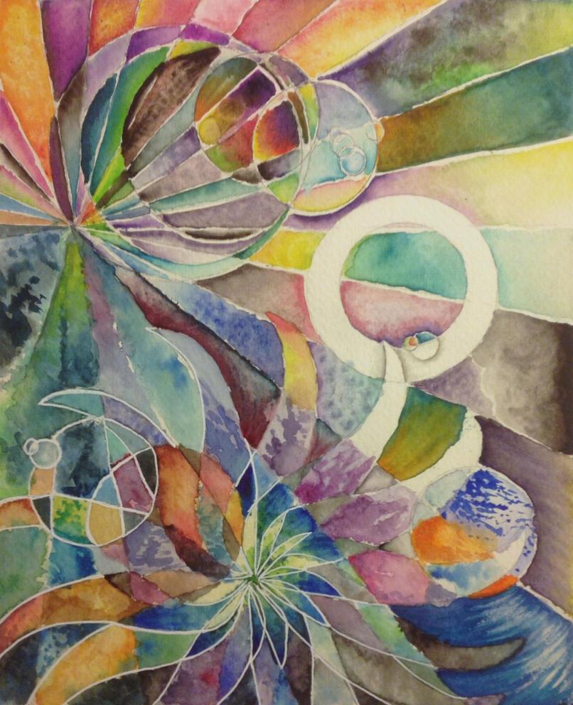 Kaleidoscope by IzzieCat