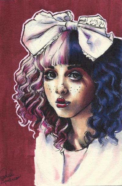 Melanie Martinez by IzzieCat