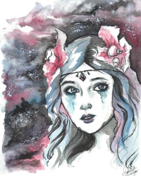 Agatha by IzzieCat