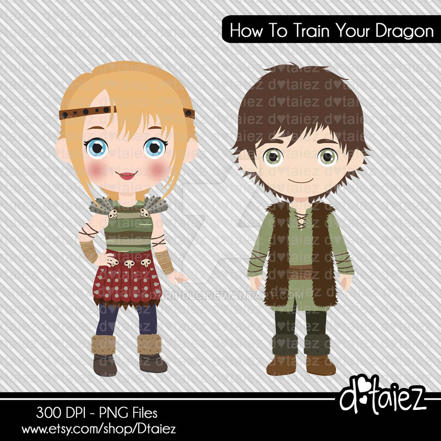 How to train your dragon clipart hiccup astrid by darii dlc on how to train your dragon clipart hiccup astrid by darii dlc ccuart Choice Image