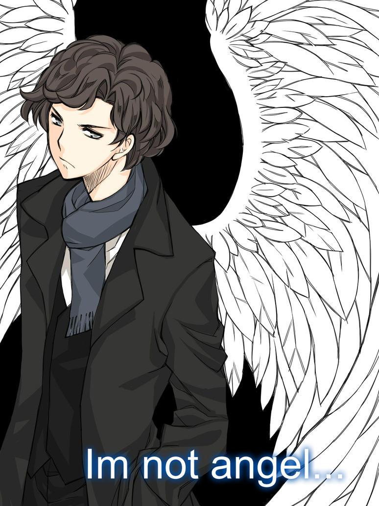 Sherlock Holmes: Im not an angel... by Ninjagirl16100