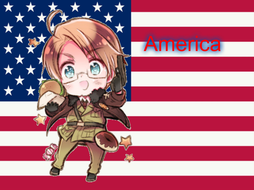 APH America  by Ninjagirl16100