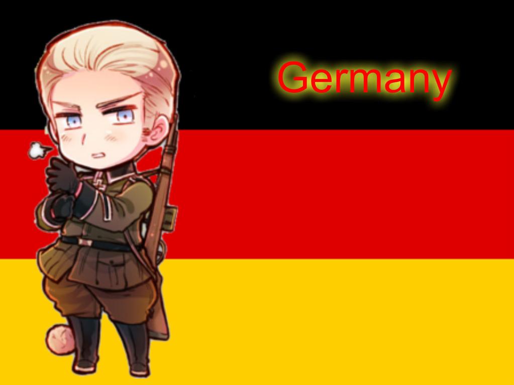 APH Germany  by Ninjagirl16100