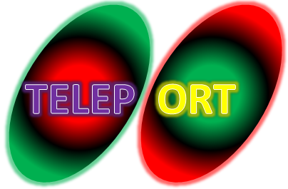Teleport Logo by linkinpunk123