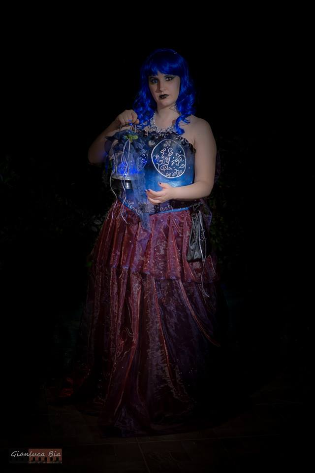 Nyx - Goddess of night (original) by TsukiCosplay