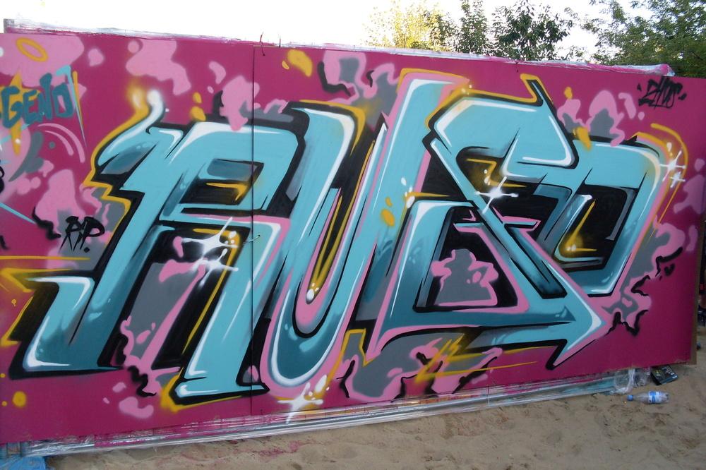 GraffitiBox SummerJam 2012 by Dhos218