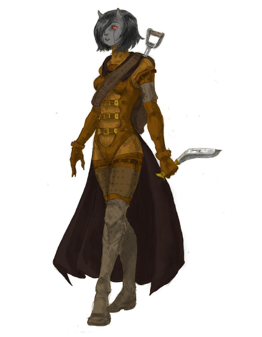Vera the Rogue by WINDoniryu