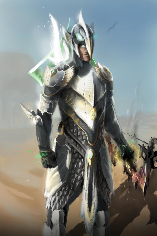 Armadyl Armour (RuneScape)