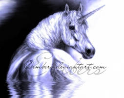The Last Unicorn by Embers