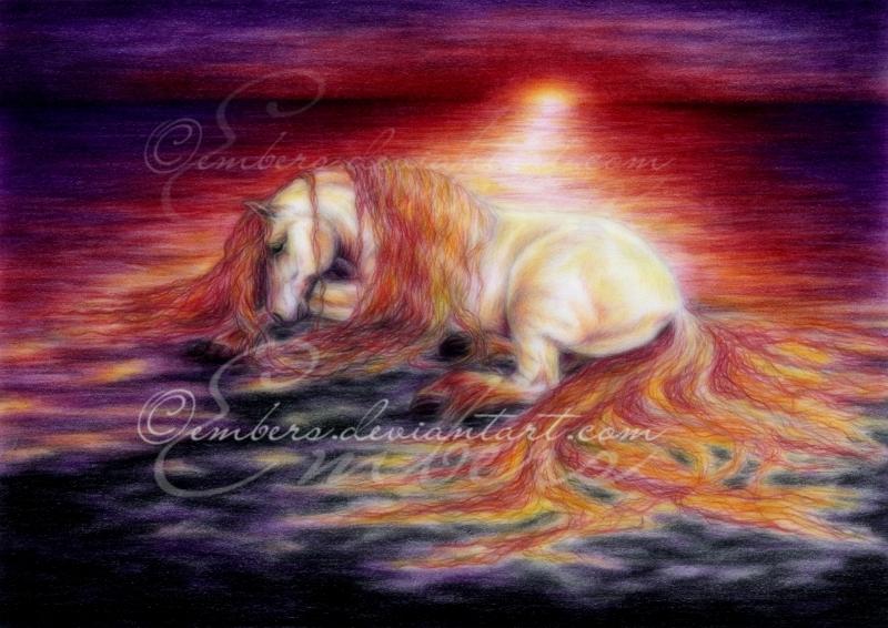Sleeping Sun by Embers