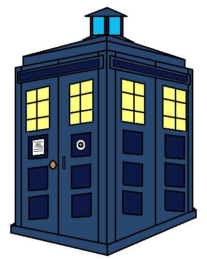 TARDIS by Percyfan94