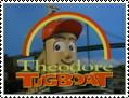 Theodore Tugboat Stamp