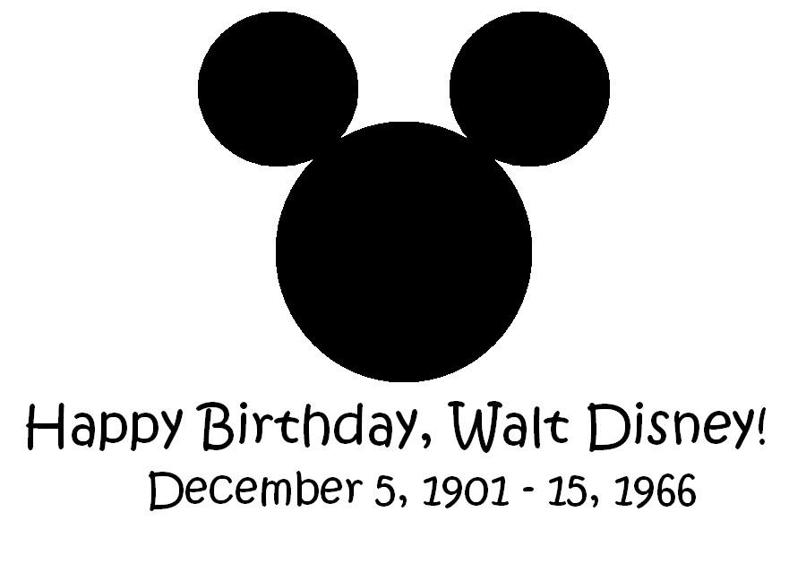 Walt Disney's Birthday Gift by Percyfan94