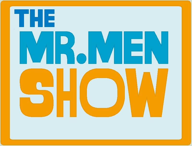 The Mr. Men Show Logo by Percyfan94