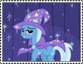 MLP - Trixie Stamp by Percyfan94