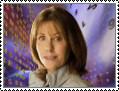 Sarah Jane Smith Stamp by Percyfan94