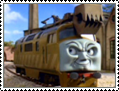 Diesel 10 Stamp by Percyfan94