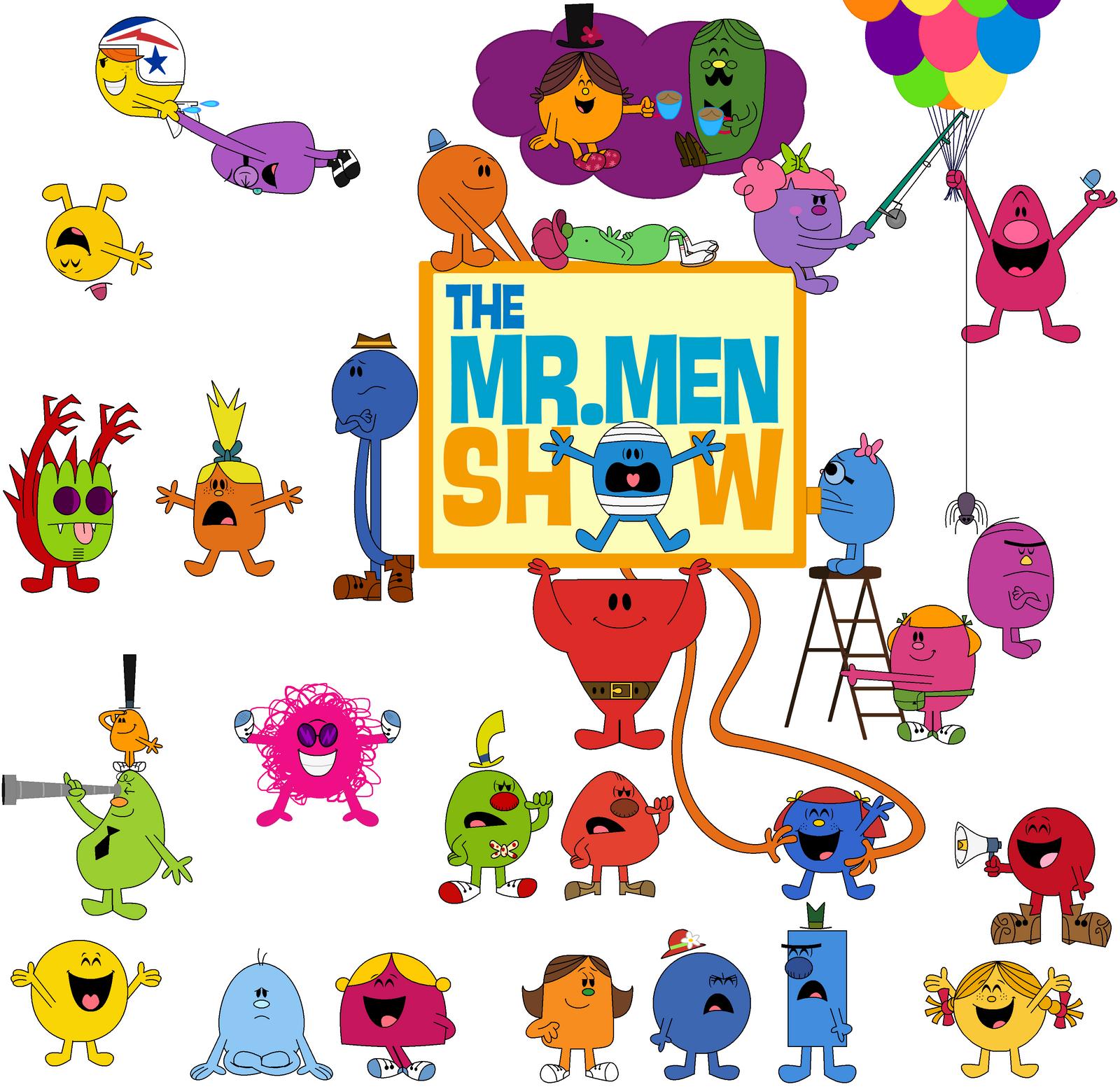 The Mr. Men Show by Percyfan94