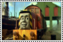 Salty the Dockyard Diesel Stamp by Percyfan94