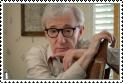 Woody Allen Stamp by Percyfan94