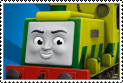 TTTE - Scruff Stamp by Percyfan94