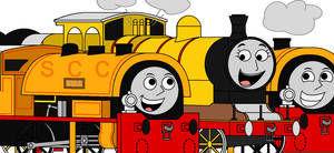 Guess this Thomas Scene (January)