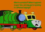 TTTE - TV Percy